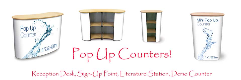pop up counter mini popup counter